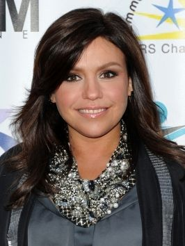Pictures : Rachel Ray Hairstyles - Rachel Ray Layered Hairstyle with Side Bangs