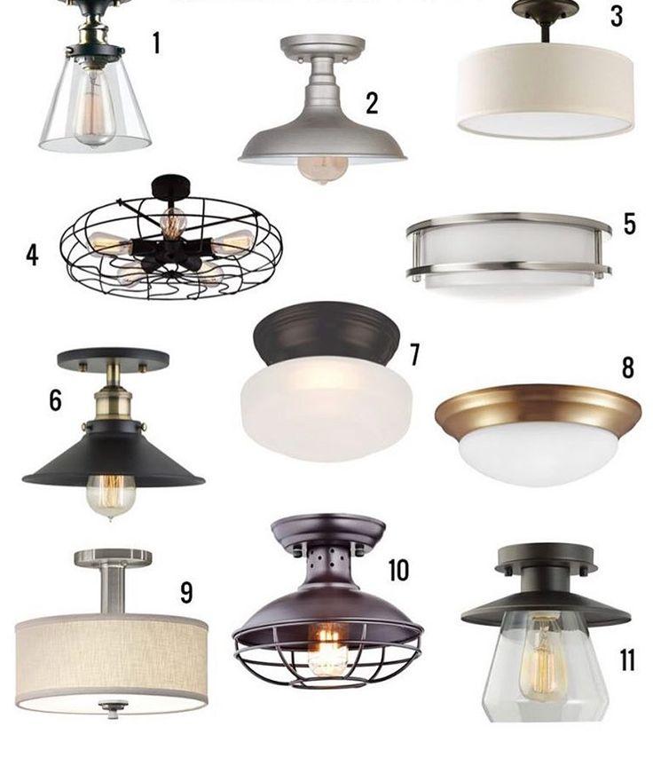 1000+ Ideas About Flush Mount Light Fixtures On Pinterest