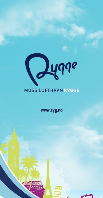 Roll up for Moss Lufthavn Rygge