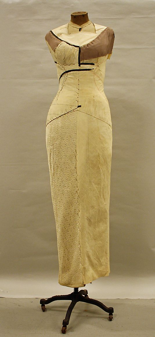 Mannequin Charles James (American, born Great Britain, 1906–1978) Date: ca. 1956