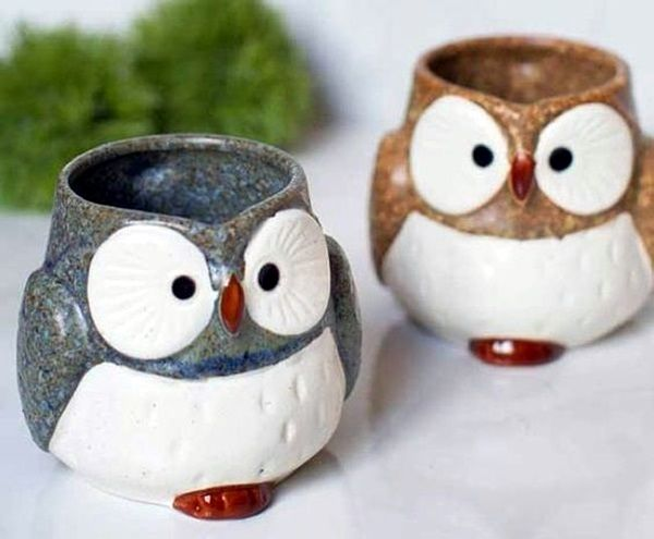 414 best art class ceramics images on pinterest clay for Ceramic clay ideas