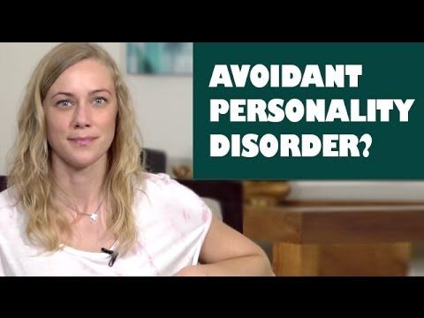 What is Avoidant Personality Disorder? Mental Health Videos with Kati Morton #what-is-avoidant-personality-disorder