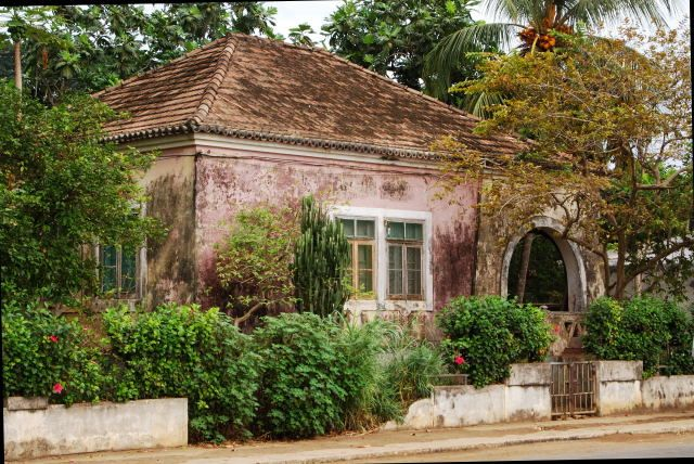Old Seaside Home in Sao Tome - Sao Tome, Sao Tome