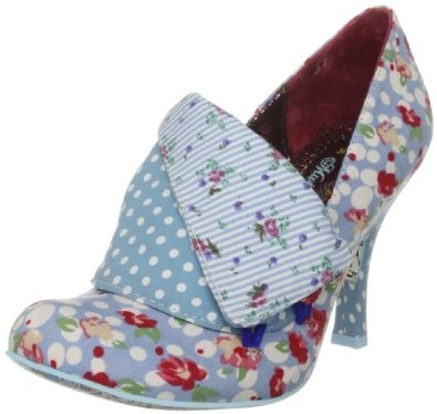 Irregular Choice Women's Flick Flack Mary Janes: Amazon.co.uk: Shoes & Accessories