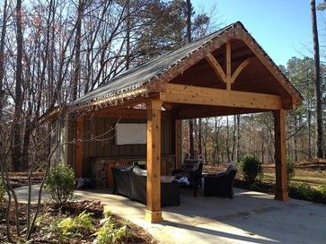 Covered Detached Patio Designs. 61 Best Deck Roof Images On Pinterest  Backyard Ideas Outdoor.
