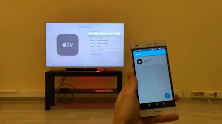 nice Apple TV remote control for Android (no jailbreak, no IR) | Apple TV remote is lost Check more at http://gadgetsnetworks.com/apple-tv-remote-control-for-android-no-jailbreak-no-ir-apple-tv-remote-is-lost/