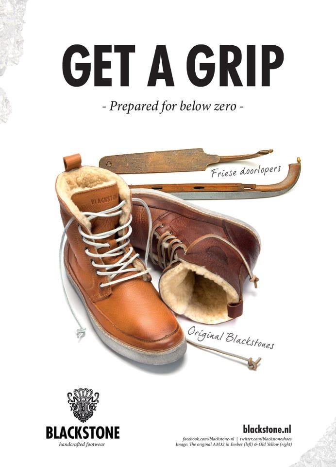 Blackstone schoenen en laarzen