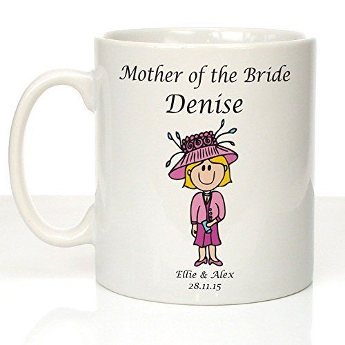 Personalised Wedding Gifts Glasgow : personalised mother personalised presents bride gifts uk dp mugs ...