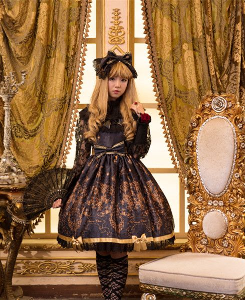 Pre-order: Previous Clove ★~Unicorn Maiden~★ Series >>> http://www.my-lolita-dress.com/newly-added-lolita-items-this-week/previous-clove-unicorn-maiden-series (✂Custom Size Available✂)