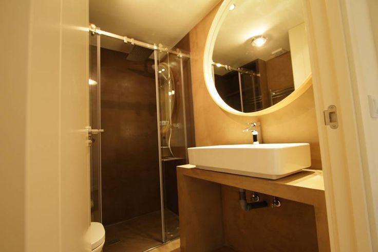 Después de la reforma. Vista del cuarto del baño (de Arquigestiona Reformas S.L.)