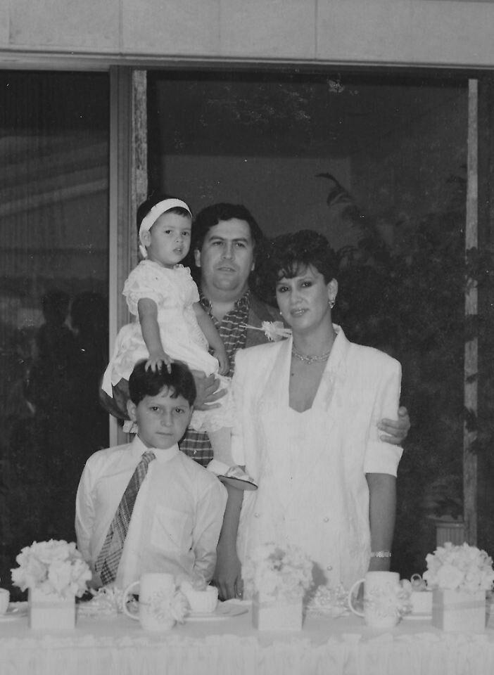 Escobar Family