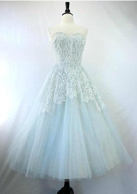 My prom dress.