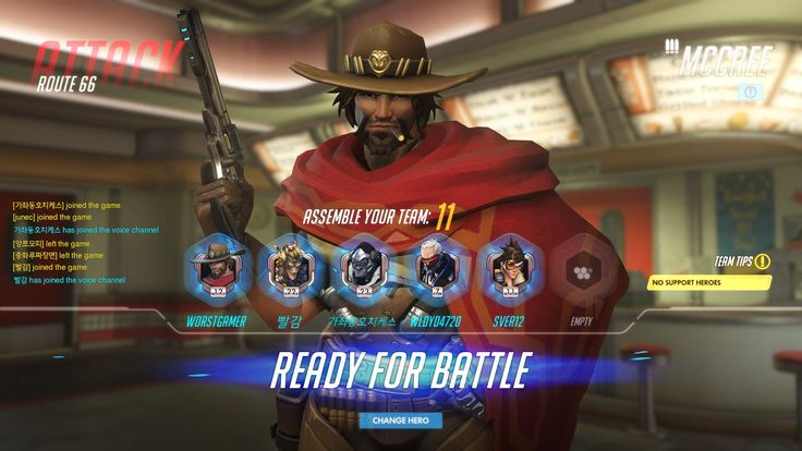 MCCREE - One Videos One Hero - Gameplay - Overwatch