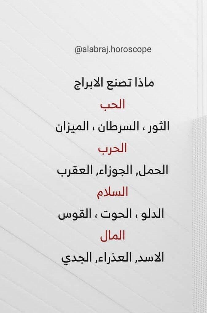 Pin By محمد أشرف On علم الفلك ابراج Arabic English Quotes English Quotes Quotes