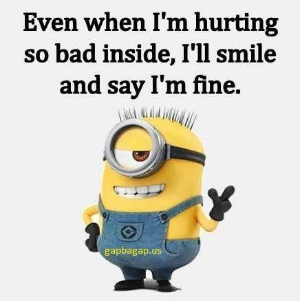 Funny Minion Joke About Pains Vs Smiles Minions Funny Funny Minion Memes Minions