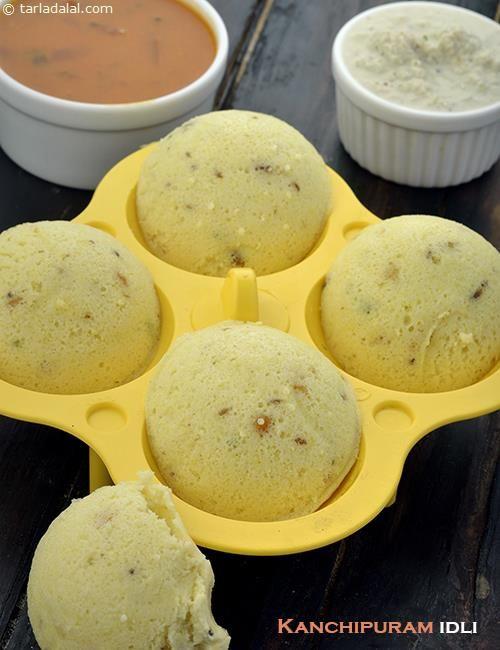 Kanchipuram Idli ( Microwave Recipe)