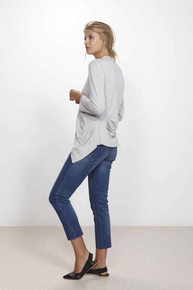 Astral Cardi Silk/Cashmere/Cotton http://www.nineteen46.co.nz