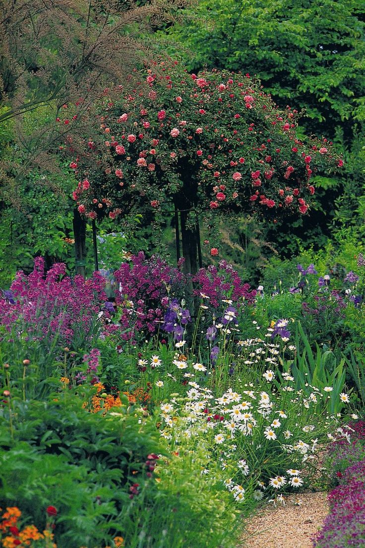 98 Best Images About Cottage Gardens On Pinterest
