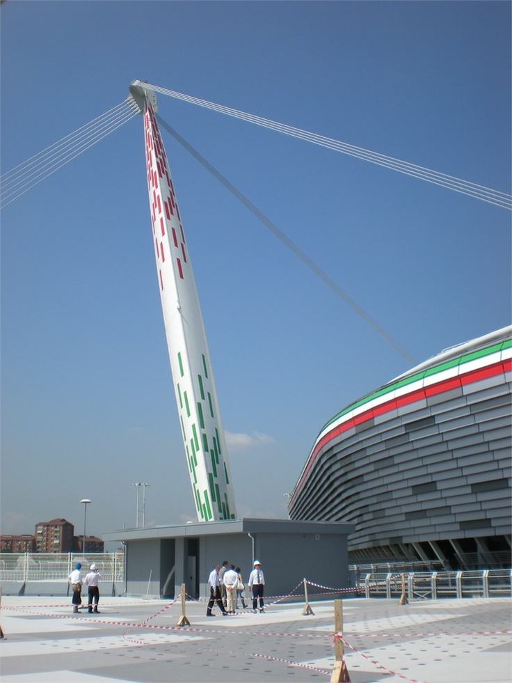 New Juventus stadium, Turin, 2008 httpf://bit.ly/xVikL8 #archilovers #architecture #design