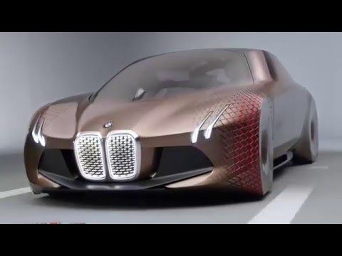 Bmw Revealed Their Concept Vision Next 100 On Its Hundred Year Week Celebration Online Bmw Concept Car Future Concept Cars Bmw