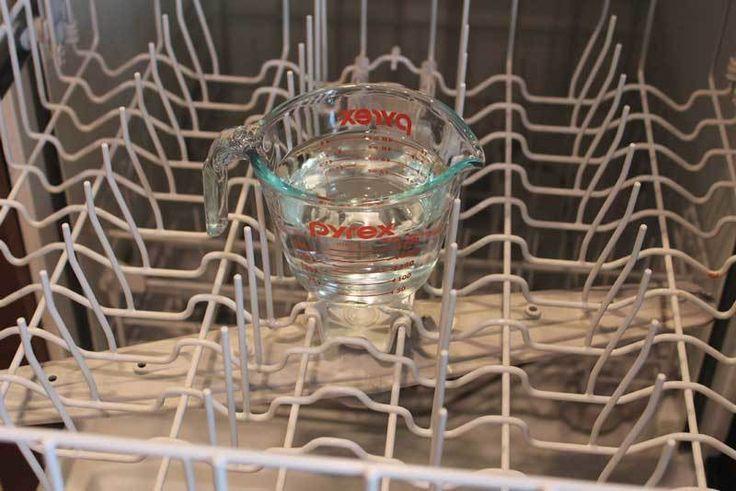 Kimyasal Madde Kullanmadan Bulaşık Makinesi Nasıl Temizlenir?                        -  Miray Can #yemekmutfak