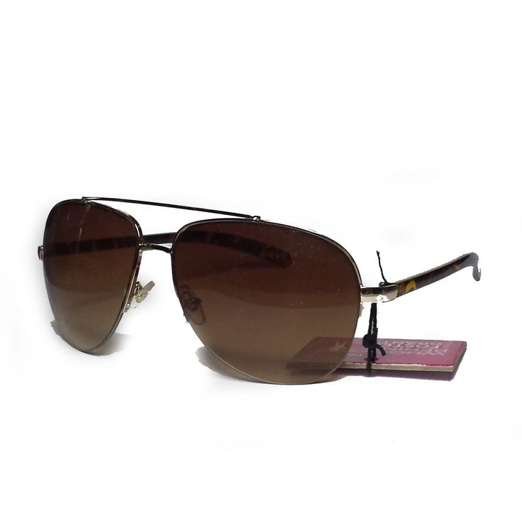 #sale Foster Grant women aviator sunglasses VALIANT Gold Brown Metal Plastic AWESOME withing our EBAY store at  http://stores.ebay.com/esquirestore