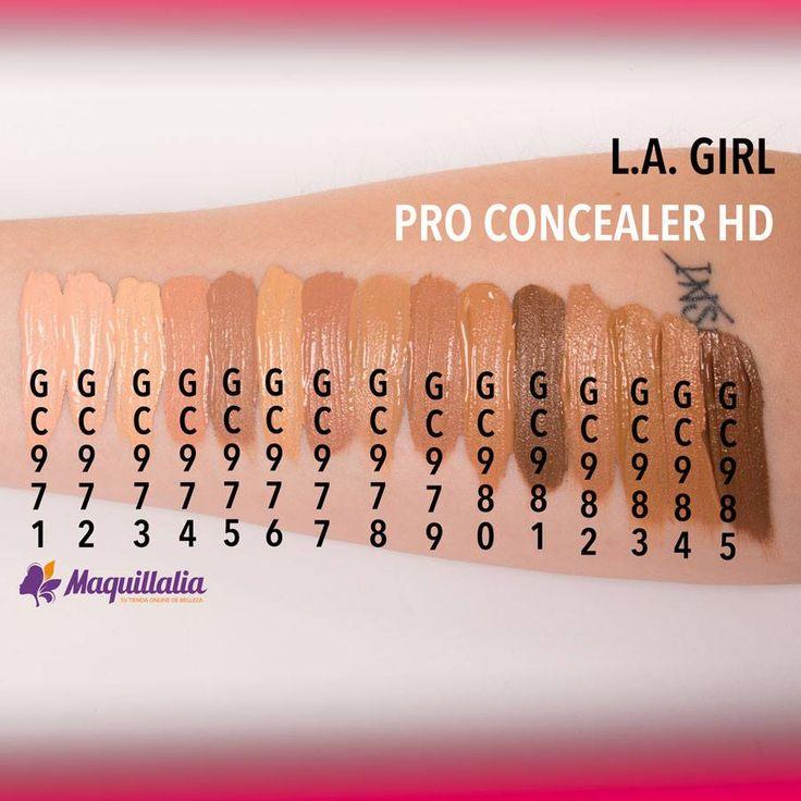 La Girl Line Art Matte Eyeliner Review : Images about productos on pinterest eye gel