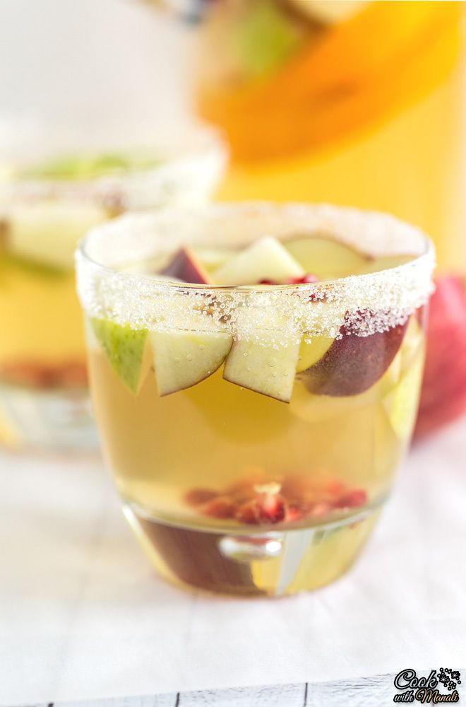 Easy to make and delicious this non alcoholic apple cider for Refreshing drink recipes non alcoholic