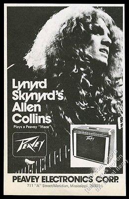 1977-Lynyrd-Skynyrd-Allen-Collins-photo-Peavey-amp.jpg (260×400)