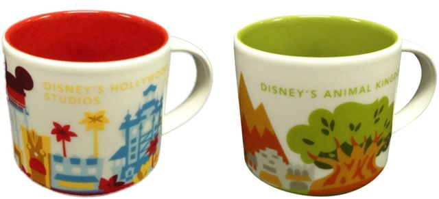 New Disney Parks Starbucks Merchandise Revealed!!