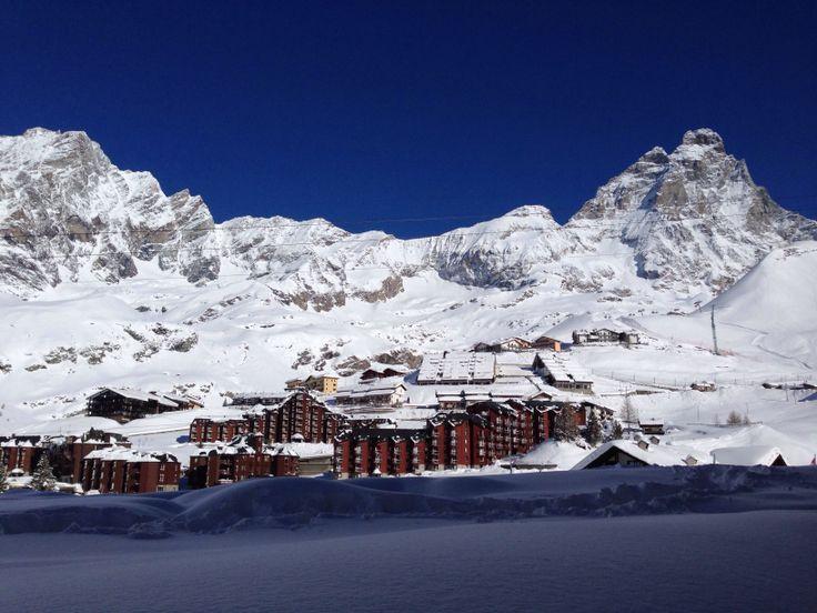 #Cervinia: the best Italian Ski paradise