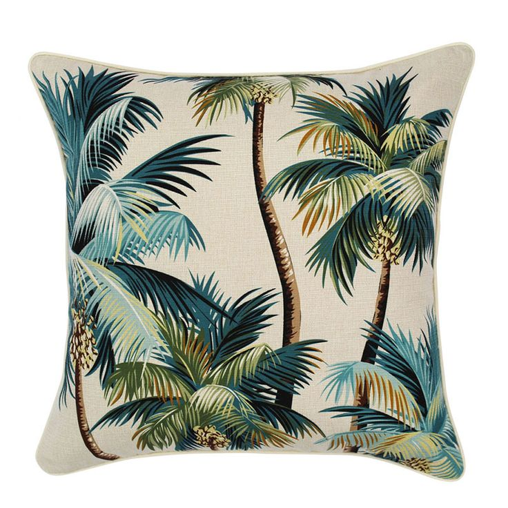 homewares_cushions_palm-trees-outdoorcushionnatural45cmx45cm