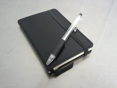 Keep a 'Little Black Book' for those Ideas