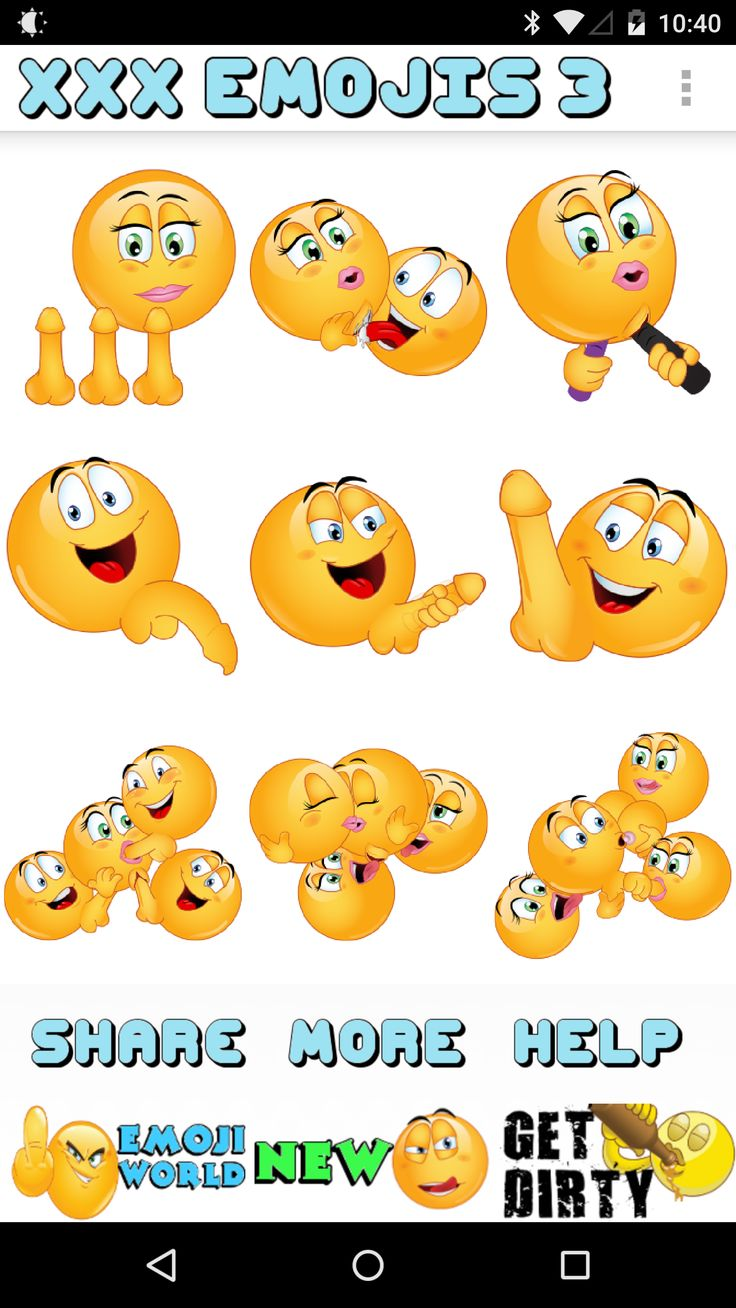 16 best smiley images on pinterest smileys smiley and symbols xxx emojis 3 by empires mobile adult app adult emojis dirty emoji fans biocorpaavc Choice Image