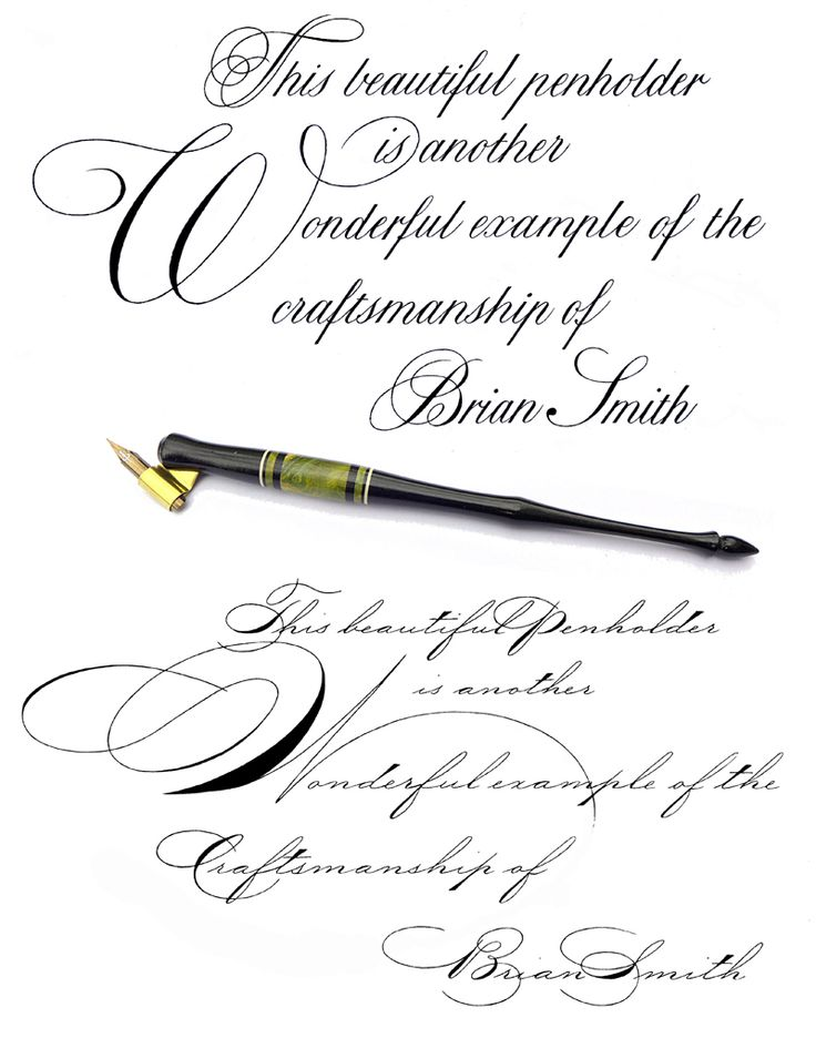 47 Best Spencerian Calligraphy Images On Pinterest