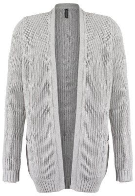 NAPPY - Strickjacke - light grey