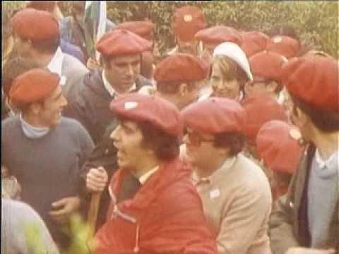 """9 Mayo  1976    Asesinatos en Montejurra     Victoria que mentirosa eres hija. No hubo enfrentamientos. Hubo un atentado terrorista perpetrado por el ministerio del interior de Martín Villa (fascistas italianos incluidos).  Menos mal que, al menos, cita """"las órdenes"""" para no intervenir de la Guardia Civil"""". Pero sí que intervinieron para cubrir la retirada de los terroristas, que, como cobardes fachas, realizaron muy a la ligera."""
