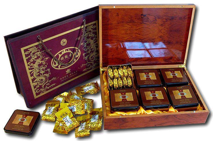 Чай Улун - Те ГуаньИнь gold (подарочный-Red Dragon) 500гр.