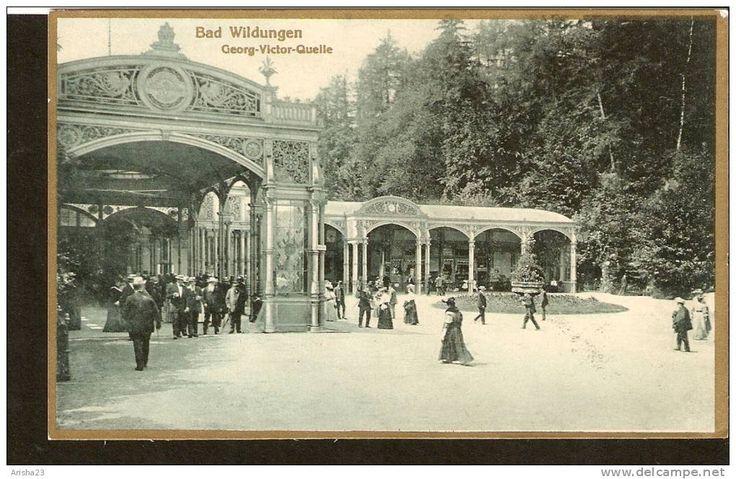 440. Germany, Bad Wildungen - Georg Victor Quelle