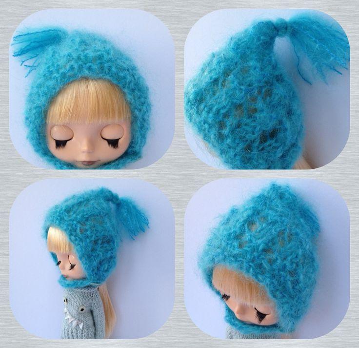 Blythe Knitting Patterns : 111 best images about Blythe dolls on Pinterest