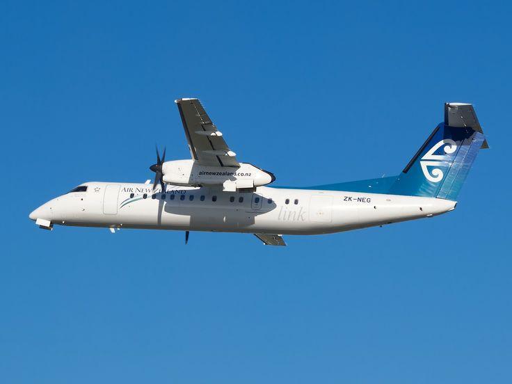Air New Zealand Link (Air Nelson) Q300 Type: De Havilland Canada DHC-8-311Q Dash 8 Registration: ZK-NEG Location: Christchurch International Airport Date: 31/08/2013