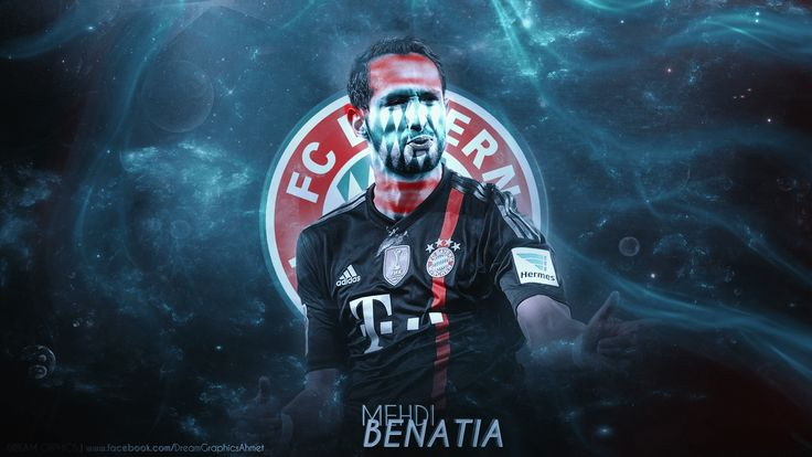 Medhi Benatia Bayern Munich Wallpaper