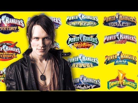 ALL POWER RANGERS THEME SONGS - YouTube