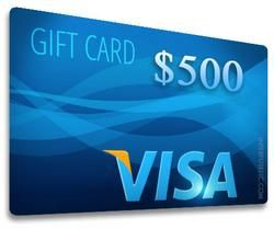 500$ Visa Gift Card Giveaway - You only have to enter ur email address to receive the visa card here: http://visagiftcardusa.weebly.com/