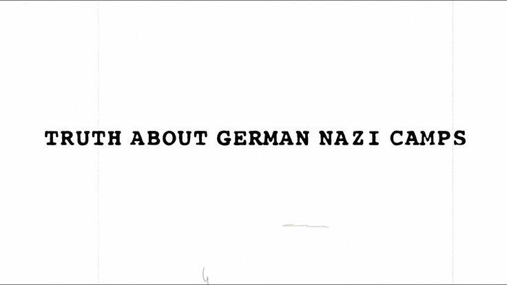 Words Matter - German Nazi Camps