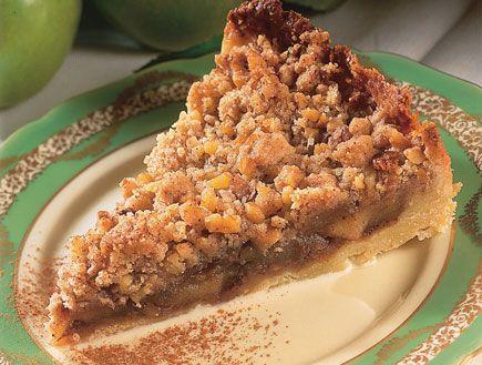 בני סיידא מציג מתכון לעוגת תפוחים קלאסית: בסיס של בצק חמאתי ופריך, מלית תפוחי עץ וקינמין ופירורי אגוזים שמימיים