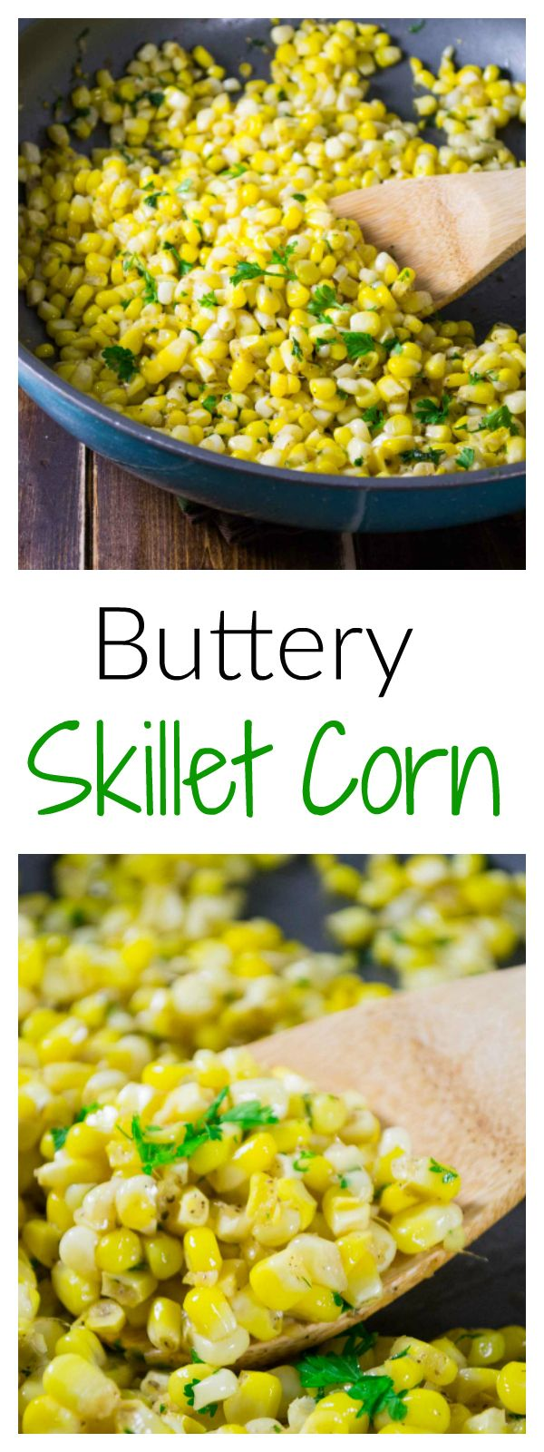 buttery skillet corn