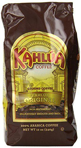 Kahlua Gourmet Ground Coffee, Original, 12 Ounce | shopswell
