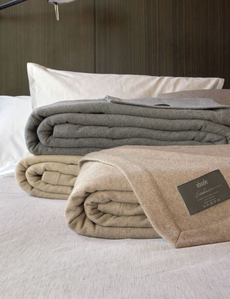 Abode Living - Blankets and Throws - Italian Cashmere - Abode Living
