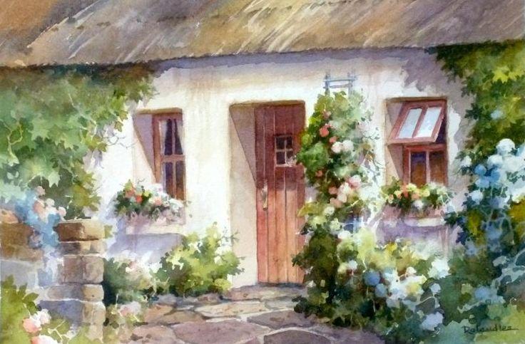 1195 Best Watercolours Images On Pinterest